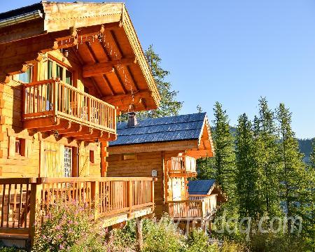 Podreg prodarom srl produttori di case in legno for Produttori case in legno italia