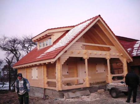 Rachita srl produttori di case in legno for Produttori case in legno prefabbricate