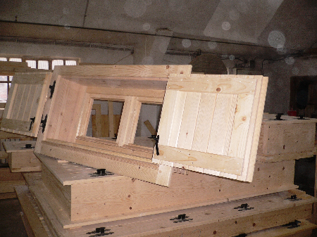 Rachita srl produttori di case in legno for Produttori case in legno italia